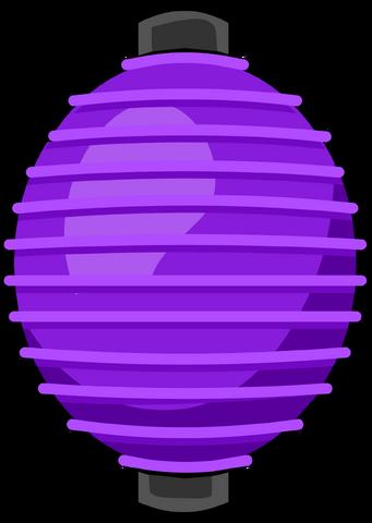 File:Purple Paper Lantern.png