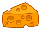 Cheese Pin