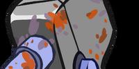 Sabine's Spray Gun