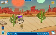The Desert Dimension