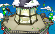 Puffle Party 2009 Beacon