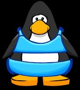 Aqua Bikini Player Card