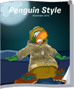 Penguin Style November 2013