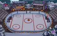 Halloween Party 2015 Ice Rink