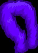 Purple Feather Boa icon