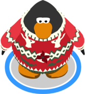 FestiveSweater InGame