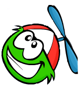 File:Green Puffle Wearing Red Propperler Cap11.PNG