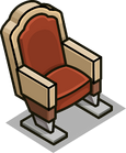 Theater Seat sprite 007