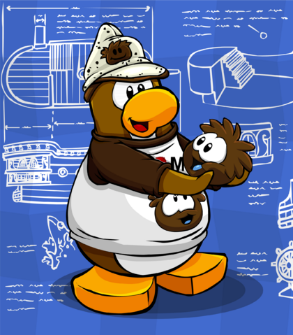 File:Inventive Brown Puffle card image.png