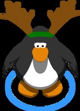 Reindeer Antlers in-game