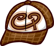 Brown Skater Hat non-unlockable icon
