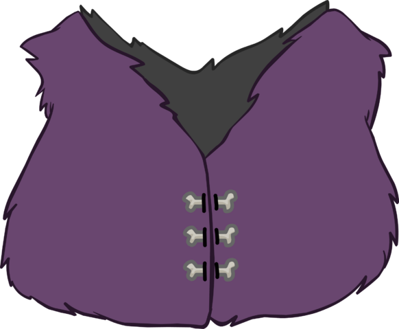 File:Purple Fur Vest icon.png