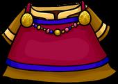Pink Viking Dress