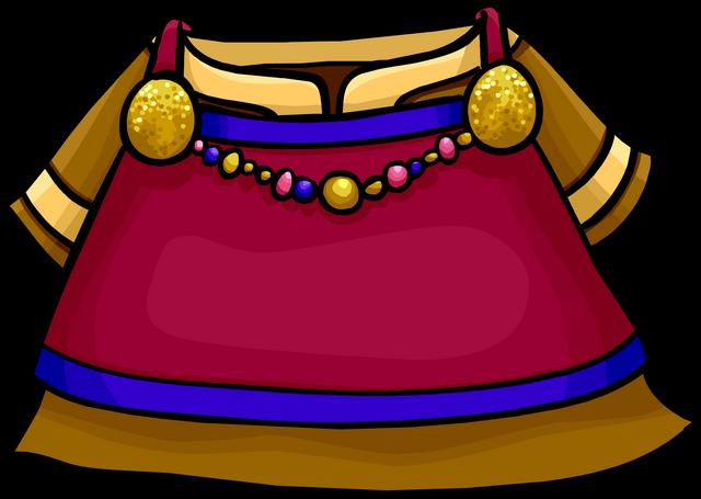 File:Pink Viking Dress.PNG