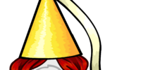 Gold Princess Hat