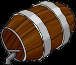Cream Soda Barrel furniture icon ID 723
