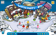 Water Party 2007 Town