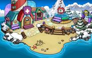 Puffle Party 2015 Beach
