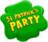 St. Patrick's Day Party Logo
