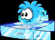 Blue PuffleFrozen