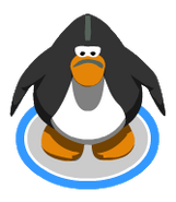 Caveguin Face Paint ingame