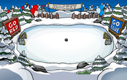 Penguin Games Ice Rink