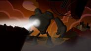 Robot Villain Laser
