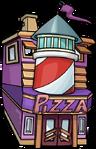 TeenBeachMovieSummerJamPizzaParlorExterior