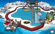 Sensei's Water Scavenger Hunt Dock