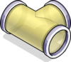 T-joint Puffle Tube sprite 070