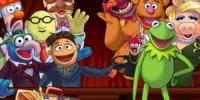 Muppets World Tour Background