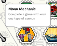 Mono mechanic stamp book