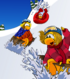 Ski Hill Challenge card image