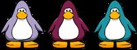 Color Vote 2009 penguins
