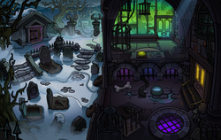 Halloween Party 2012 Cellar