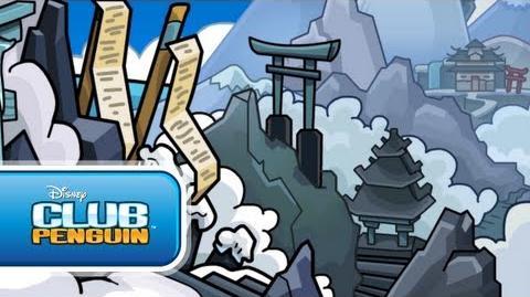 Polo and Daffo's Card-Jitsu Snow Quest - Episode 3