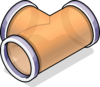 T-joint Puffle Tube sprite 049