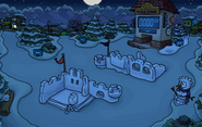 Operation Puffle Snow Forts