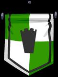 Green Banner sprite 005