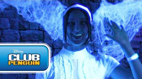 Halloween Are you a Ghost or a Ghost Hunter? Official Club Penguin