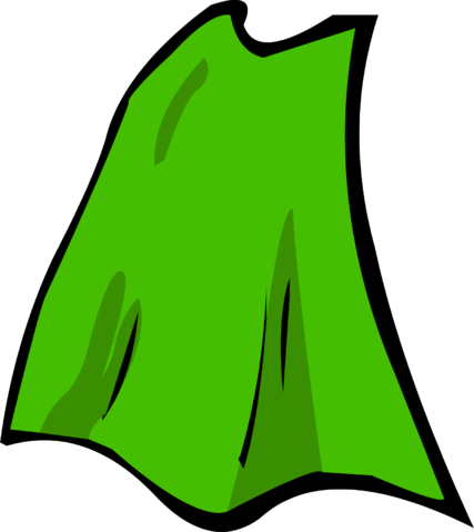 File:LimeGreenCapeOld.png