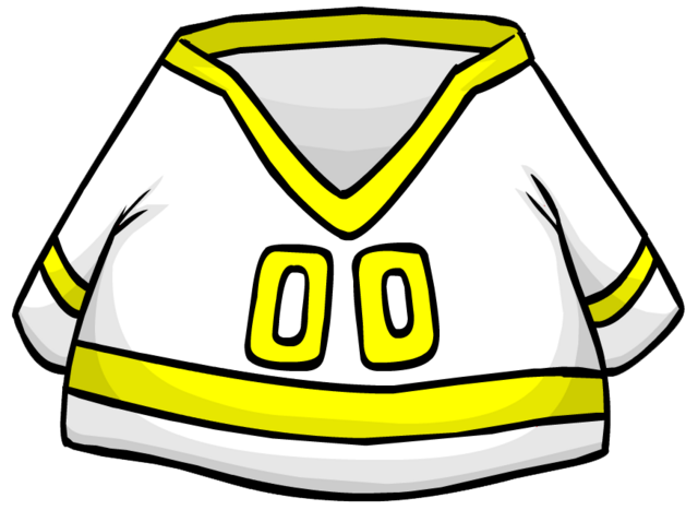 File:Yellow Away Hockey Jersey clothing icon ID 4480.png