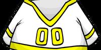 Yellow Away Hockey Jersey