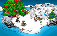 Christmas Party 2007 Beach