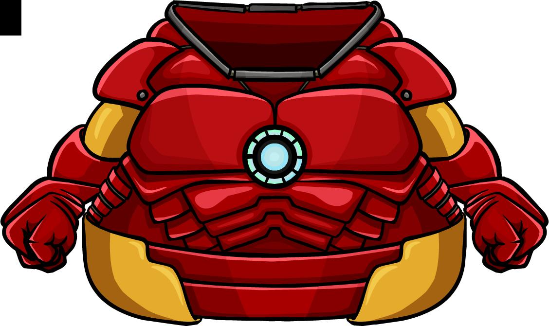 Iron Man Bodysuit Club Penguin Wiki Fandom Powered By
