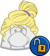 The Up and About unlockable icon
