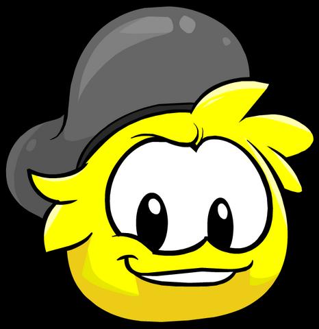 File:Yellow PuffleBeret2.png