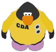 CDA Suit ingame
