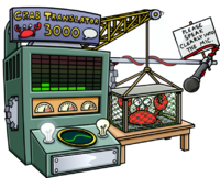Crab Translator 3000