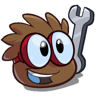 File:Brown Puffle Lab Worker.png
